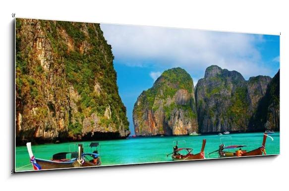 Obraz do bytu tropická pláž, Thajsko