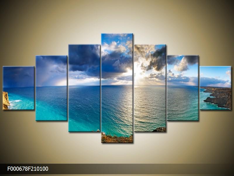 Obraz do bytu moře