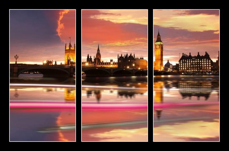 Obraz na stěnu Londýn