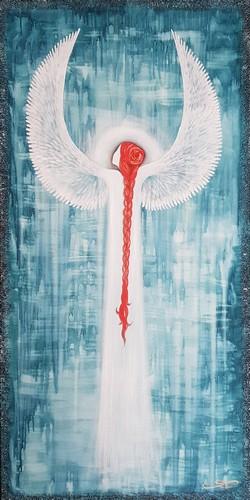 Obraz na plátně andělé