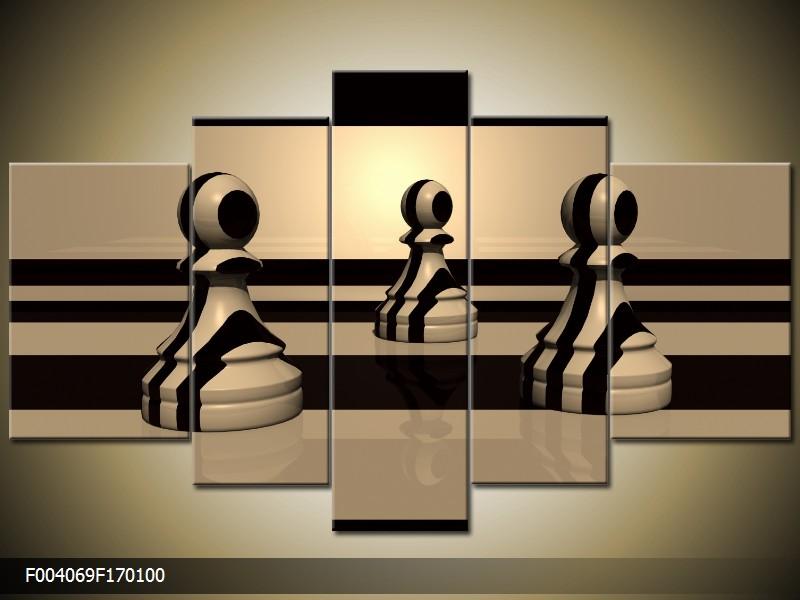 Obraz na stěnu šachy