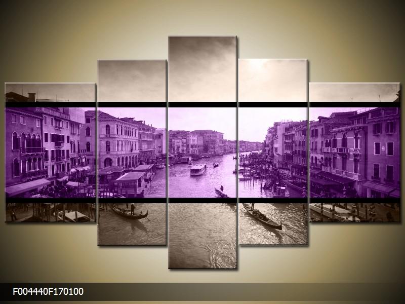 Obraz na plátně Benátky