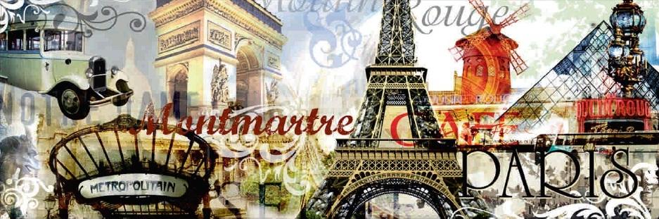 Obraz Paříže