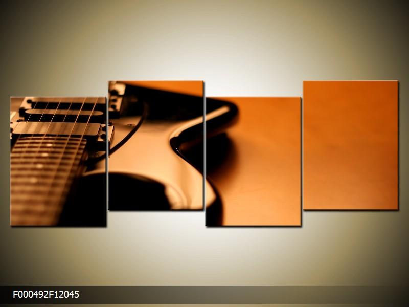 Obraz na zeď kytara