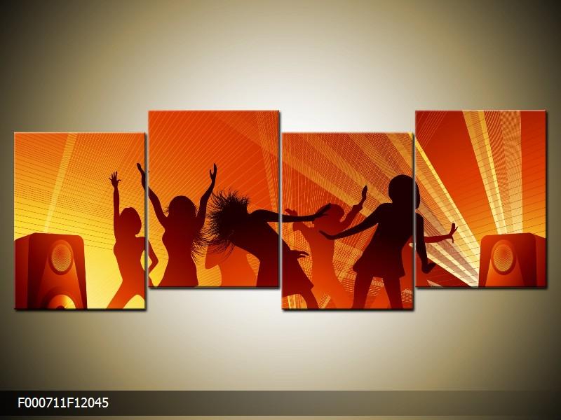 Obraz na zeď tanec