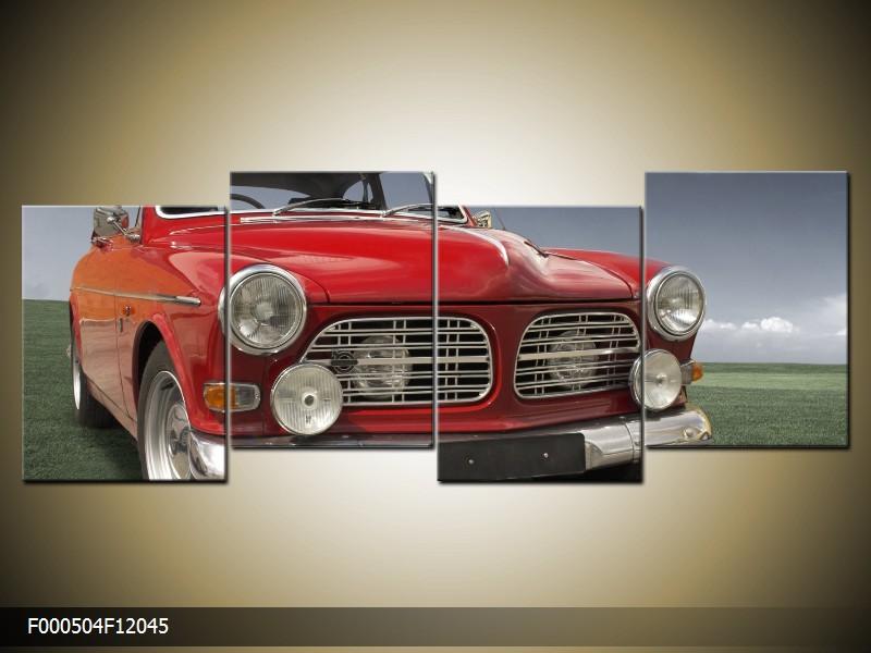 Obraz na zeď automobil
