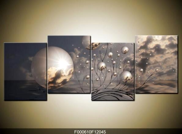 Obraz měsíce v úplňku