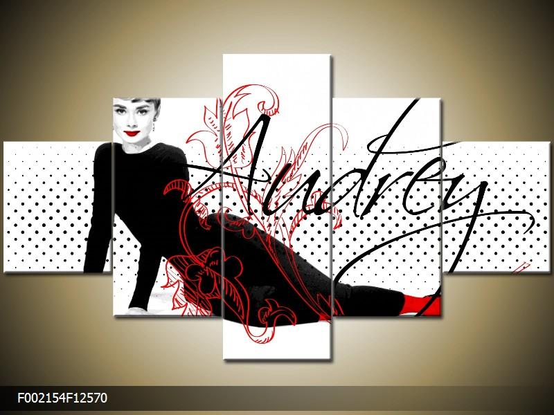 Obraz na stěnu Audrey Hepburn