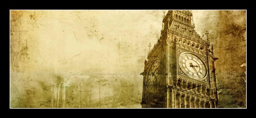 Obraz do bytu Londýn - Big Ben