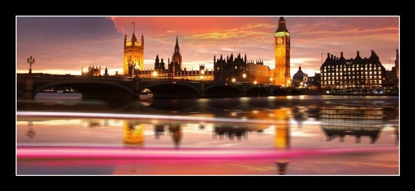Obraz do bytu Big Ben, Londýn