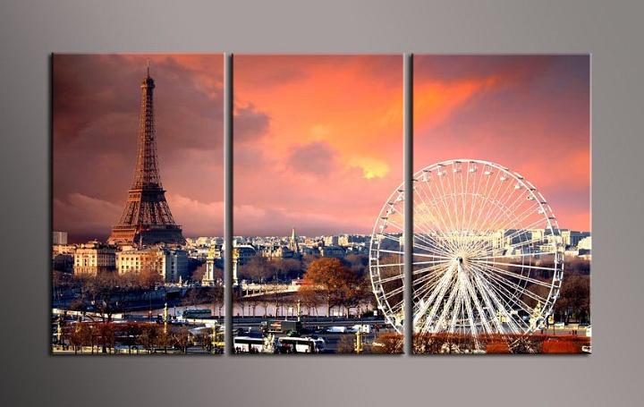 Obraz na stěnu Paříž