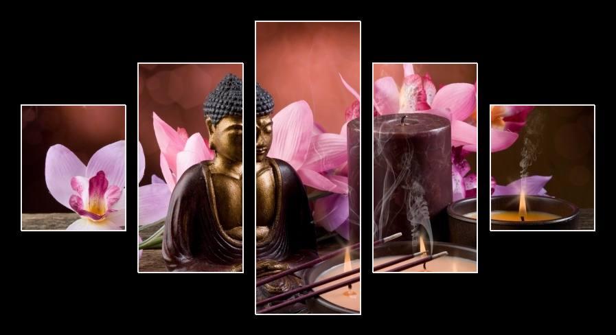Obraz na plátně Budha
