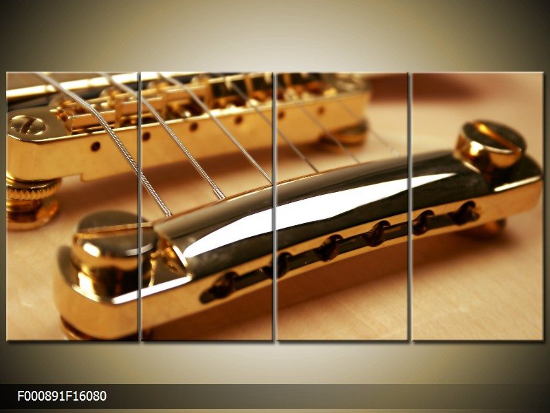 Obraz na stěnu kytara