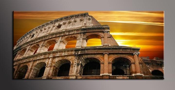 Obraz na plátně Koloseum