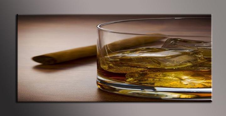 Obraz na plátně whiskey