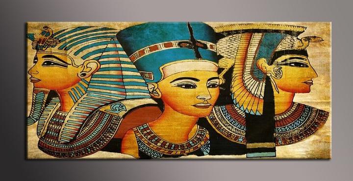 Obraz na plátně papyrus