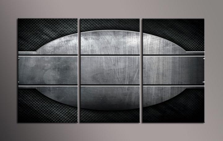 Černobílý obraz abstrakce