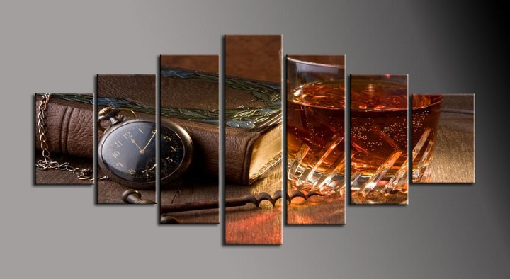 Obraz na stěnu whiskey