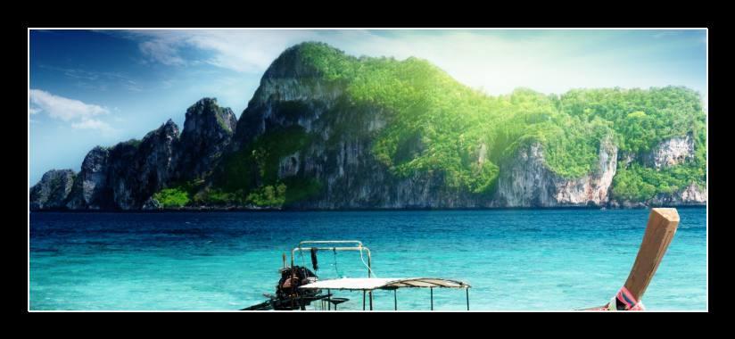 Obraz do bytu Thajsko