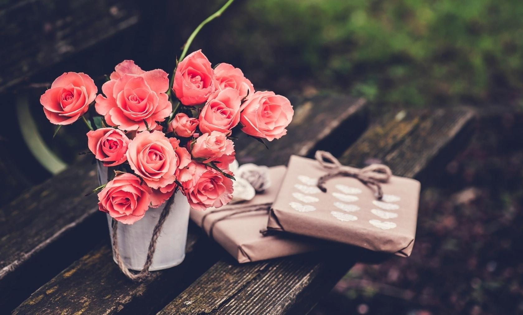 Obraz do bytu zátiší s růžemi