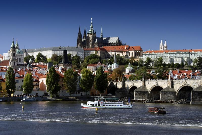 Fototapeta Pražský hrad, Praha