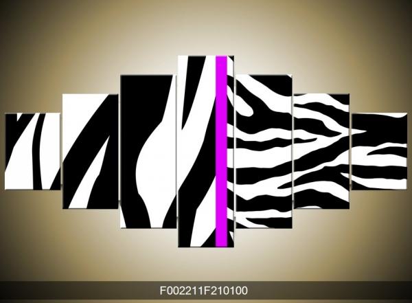 Obraz zebra abstrakce