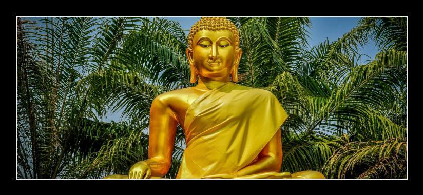 Obraz do bytu Buddha