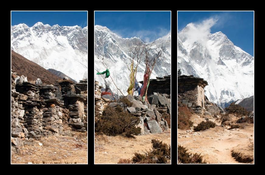 Obraz do bytu Nepál