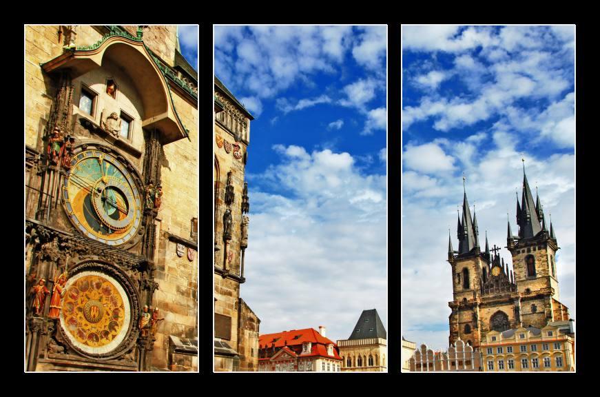 Obraz na zeď Praha