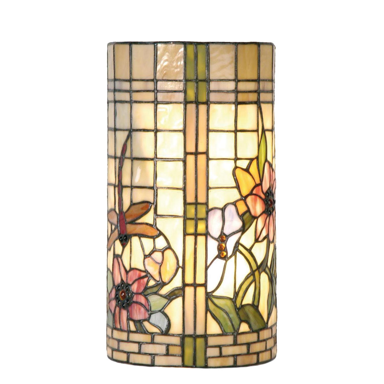 Nástěnná lampa Tiffany