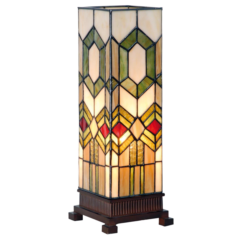 Stolní lampa Tiffany Gonos