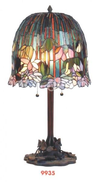Stolní lampa velká Tiffany