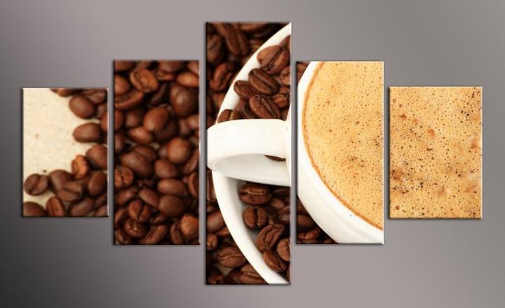 Obraz na zeď šálek na kávu