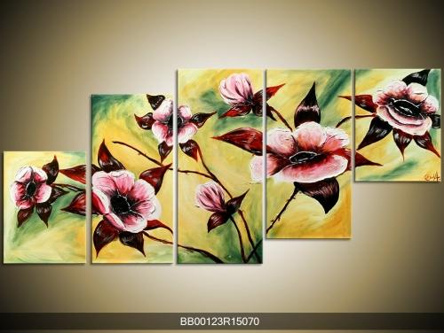 Obraz květin