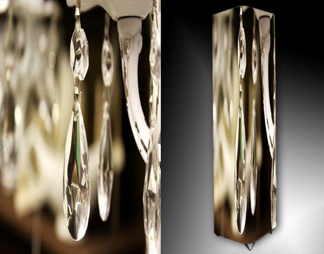 Lampa - křišťálový lustr