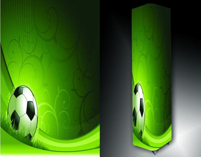 Lampa - fotbalový míč