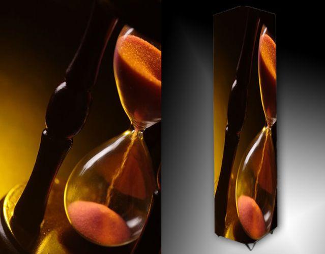 Lampa - přesýpací hodiny