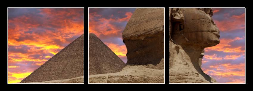 Obraz na zeď Sfinga