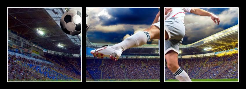 Obraz do bytu fotbalista