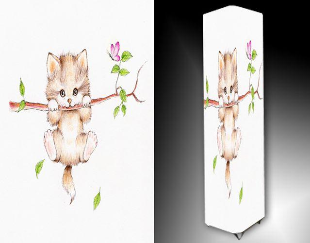 Lampa - kočička