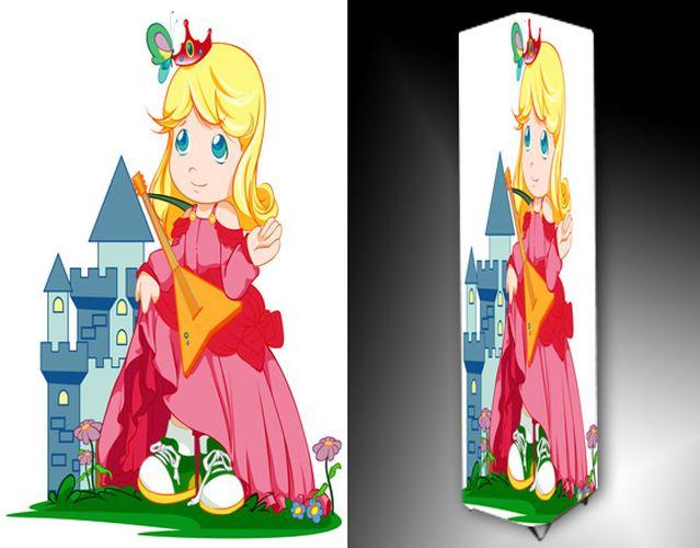 Lampa - princezna