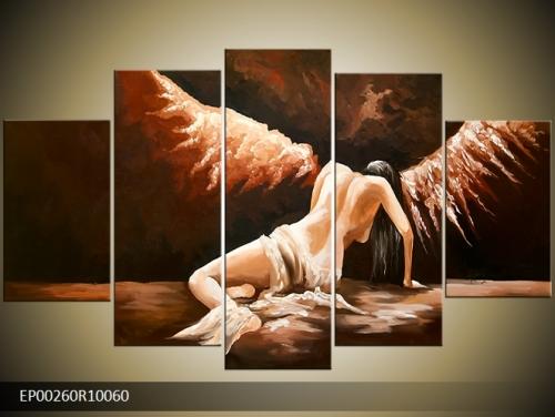 Obraz ženy - anděla