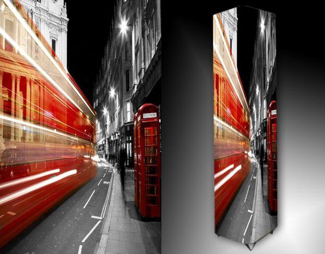 Lampa - londýnská telefonní budka