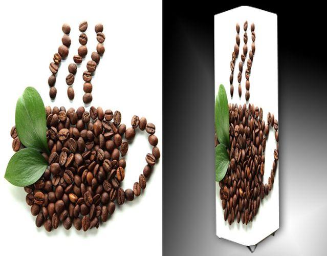 Lampa - zrnková káva