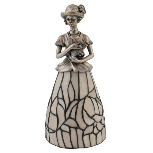 Dekorativní lampa Tiffany lady