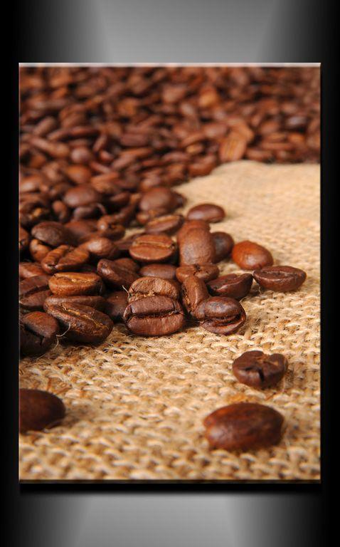 Obraz do bytu zrnková káva