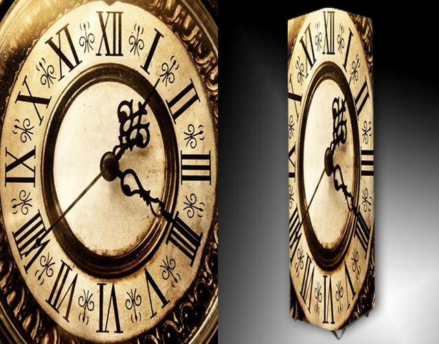 Lampa - hodiny