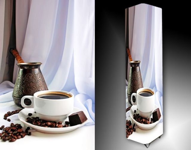 Lampa - káva