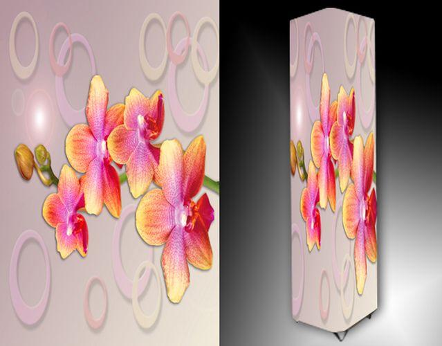 Lampa - orchidej