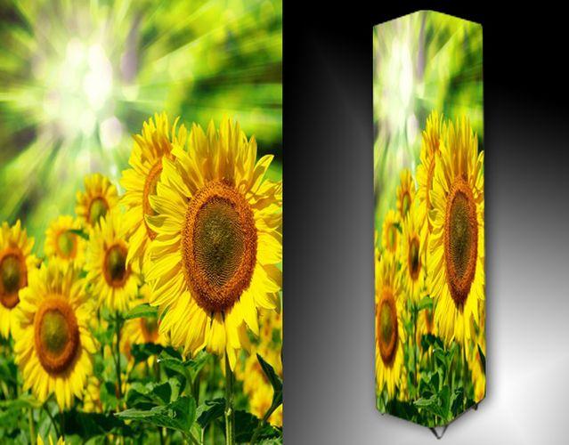 Lampa - slunečnice